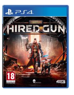 PS4 - Necromunda: Hired Gun