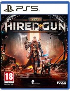 PS5 - Necromunda: Hired Gun