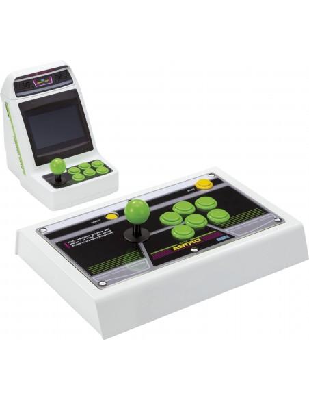 -6332-Retro - Sega Astrocity Arcade Stick - Green-3700664528854