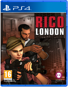 PS4 - Rico London Standard...