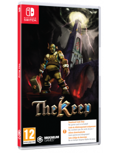 Switch - The Keep (Code In...