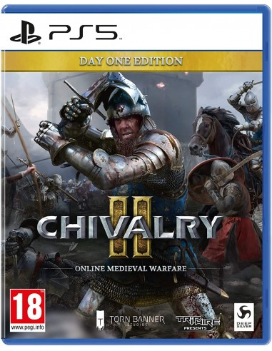 6349-PS5 - Chivalry 2 Day One Edition-4020628694333
