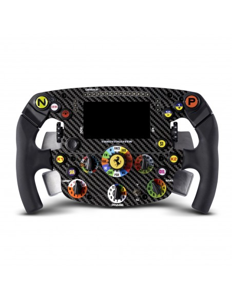 -6389-Multi Plataforma - Thrustmaster F1 Wheel Add-On Ferrari SF1000 Edi.(PS5-4/PC/XO-3362934002459