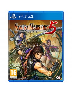 PS4 - Samurai Warriors 5