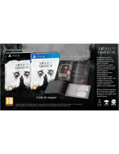 PS4 - Song of Horror Deluxe...