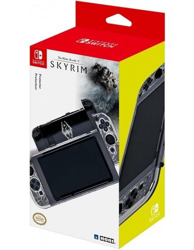 6542-Switch - Hori Carcasa Snap & Go Skyrim-0873124006759