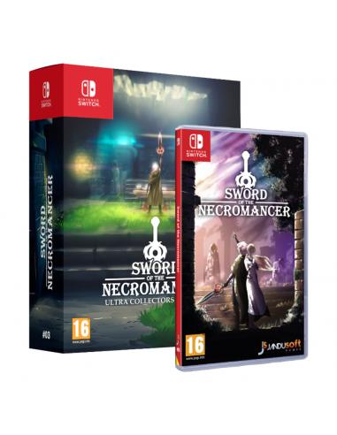 6552-Switch - Sword of the Necromancer Edicion Coleccionista-8437021082104