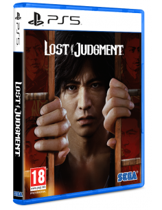 PS5 - Lost Judgment