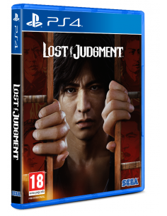 PS4 - Lost Judgment