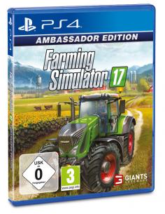 PS4 - Farming Simulator 17...