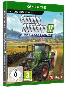 Xbox One - Farming...