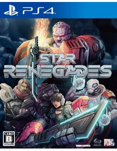 PS4 - Star Renegades -...