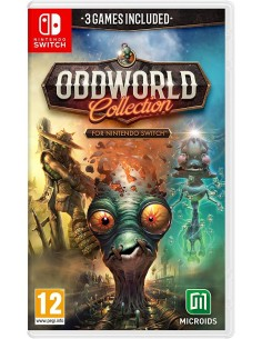 Switch - Oddworld Collection
