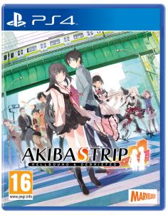 PS4 - Akiba's Trip:...