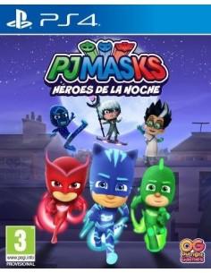 PS4 - PJ Masks: Heroes de...