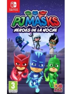 Switch - PJ Masks: Heroes...