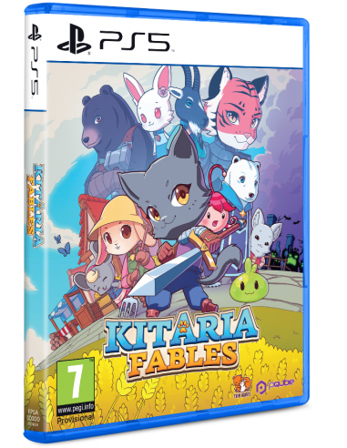 6708-PS5 - Kitaria Fables-5060690792826