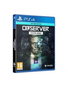 PS4 - Observer: System Redux