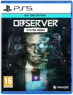 PS5 - Observer: System Redux