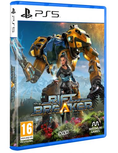 6760-PS5 - The Riftbreaker-5016488137973