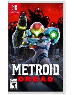 Switch - Metroid: Dread