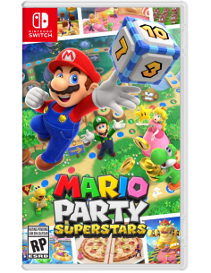 Switch - Mario Party...