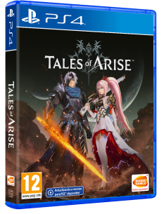 PS4 - Tales of Arise