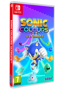 Switch - Sonic Colours...