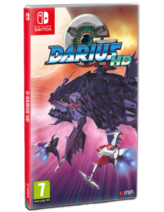 Switch - G-Darius HD