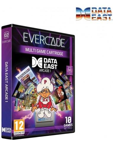 6987-Retro - Cartucho Blaze Evercade  Data East Arcade Cartridge 1-5060690792710