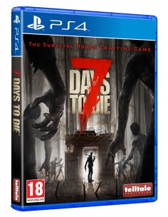 PS4 - 7 Days to Die