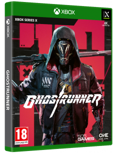 Xbox Series X - Ghostrunner