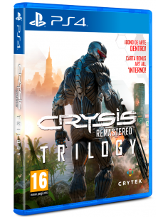 PS4 - Crysis Remastered...