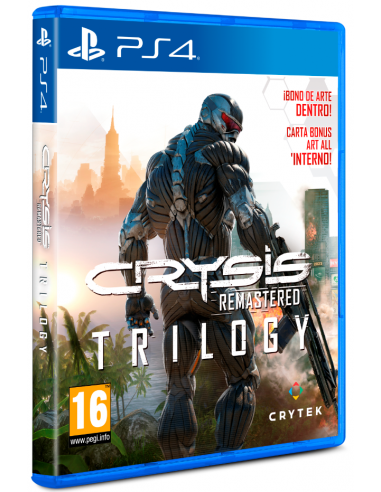 7160-PS4 - Crysis Remastered Trilogy-0884095200879