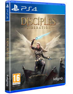 PS4 - Disciples: Liberation