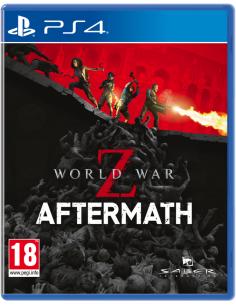 PS4 - World War Z: Aftermath