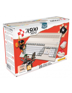 Retro - The A500 Mini Retro