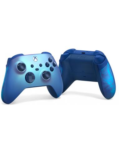 7235-Xbox Series X - Mando Wireless Acqua Shift Edición Especial-0889842716559