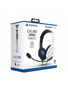 PS5 - LVL40 Wired Blanco...