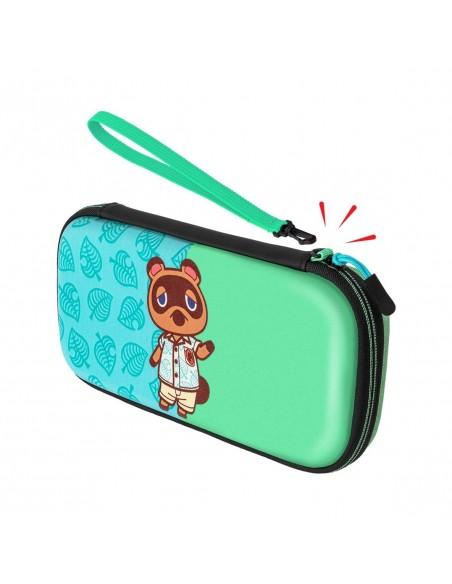 -7336-Switch - Funda Deluxe Travel Case Edición Animal Crossing-0708056068332