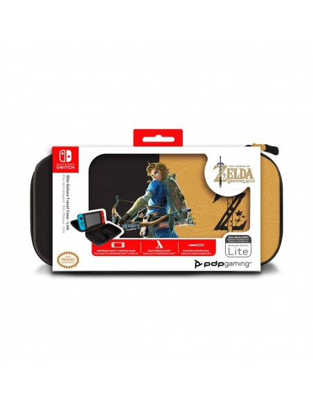-7340-Switch - Funda Deluxe Travel Case Edición Zelda-0708056068349
