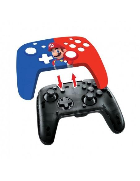 -7346-Switch - Faceoff Deluxe Wired Mario Licenciado-0708056068257