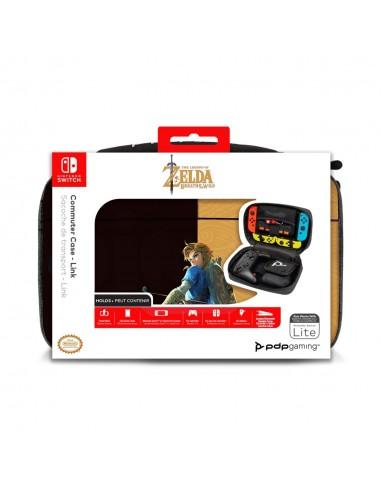 7347-Switch - Funda de Viajero Edición Zelda-0708056068400