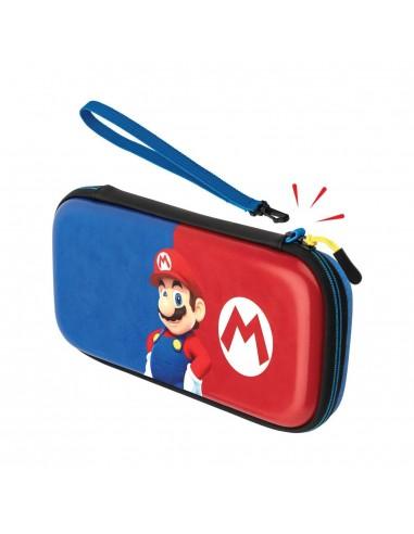 7349-Switch - Funda Deluxe Travel Case Edición Mario-0708056068325