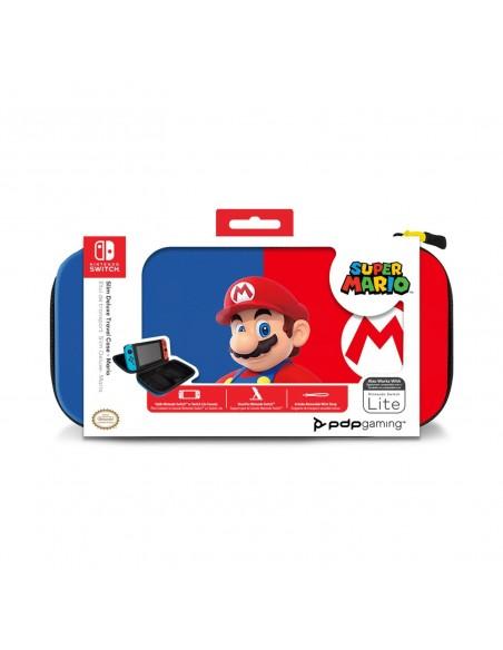 -7349-Switch - Funda Deluxe Travel Case Edición Mario-0708056068325