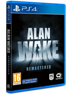 PS4 - Alan Wake Remastered