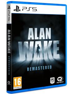 PS5 - Alan Wake Remastered