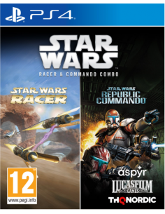 PS4 - Star Wars: Racer and...