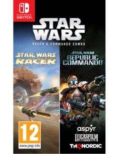 Switch - Star Wars: Racer...
