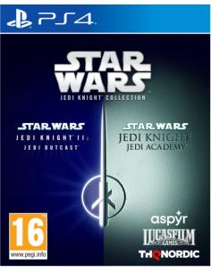 PS4 - Star Wars: Jedi...